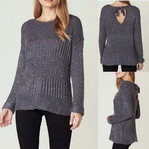 NWT Jack By BB Dakota Sequin Arrangements Sweater